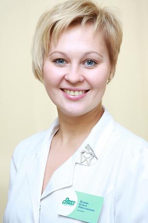 Плинк Ольга Николаевна