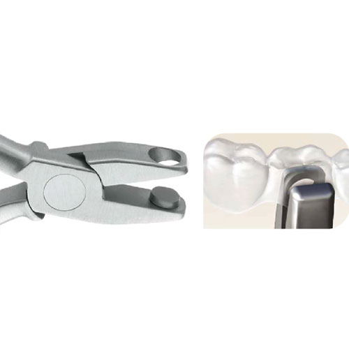 678-803 Щипцы Pliers Clear The Hole Punch